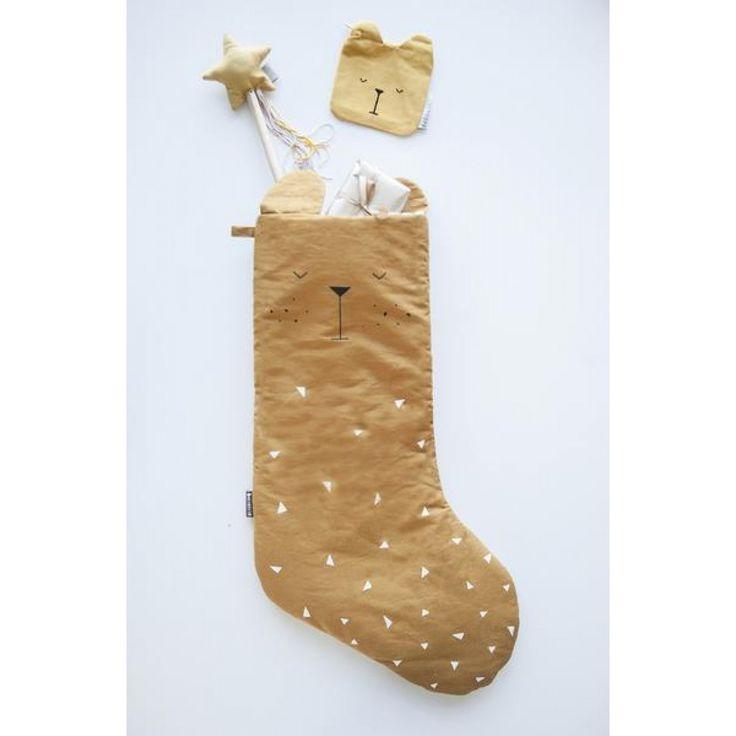 Χριστουγεννιάτικη κάλτσα - Deer