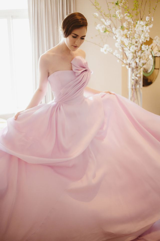 54 best Spring 2015 Collection images on Pinterest | Wedding frocks ...