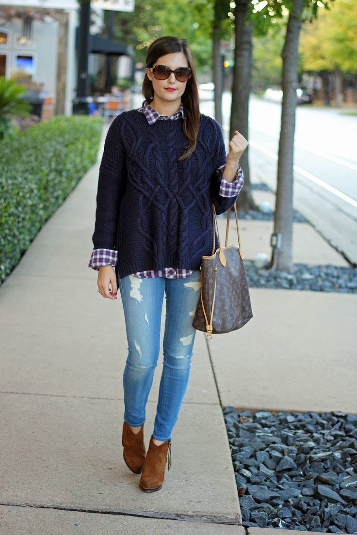 69 best Winter Outfits images on Pinterest | Knitwear, Outfit work ...