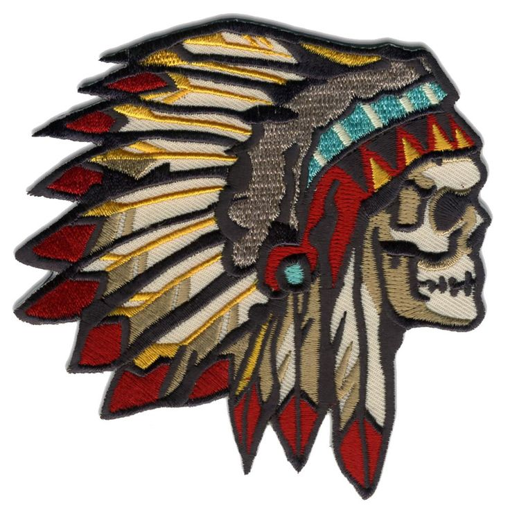 Purple Leopard Boutique - Chief of the Dead Indian Skull Patch Embroidered Iron On Applique, $14.00 (http://www.purpleleopardboutique.com/chief-of-the-dead-indian-skull-patch-embroidered-iron-on-applique/)