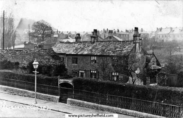 Woodseats House Sheffield
