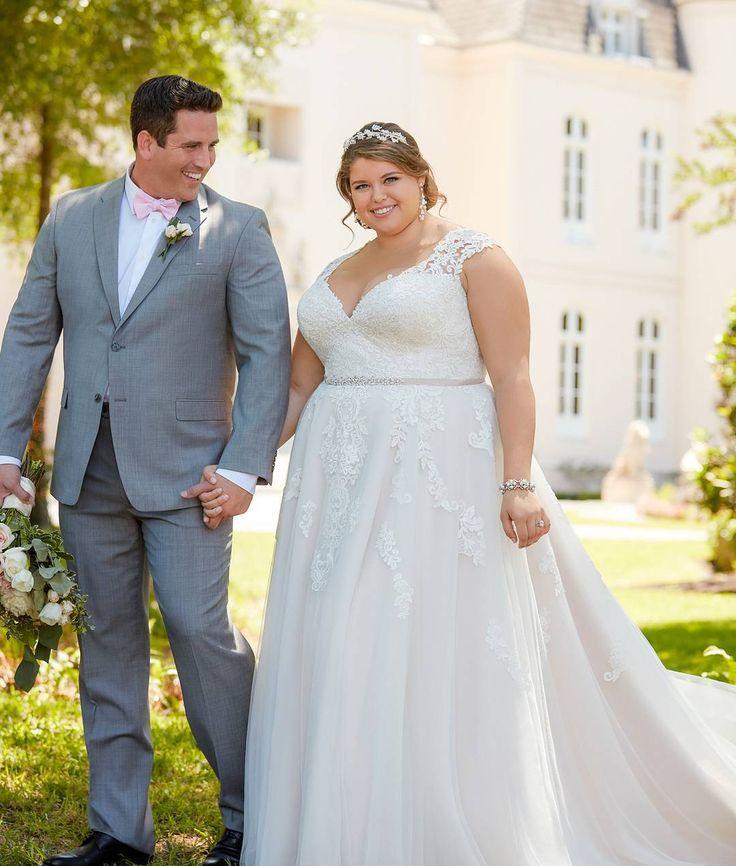 Plus Size Bridal Marry Tux Wedding Dresses Bridesmaids Tu