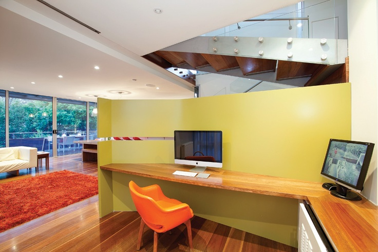 Office / Study and tech centre in Balwyn House