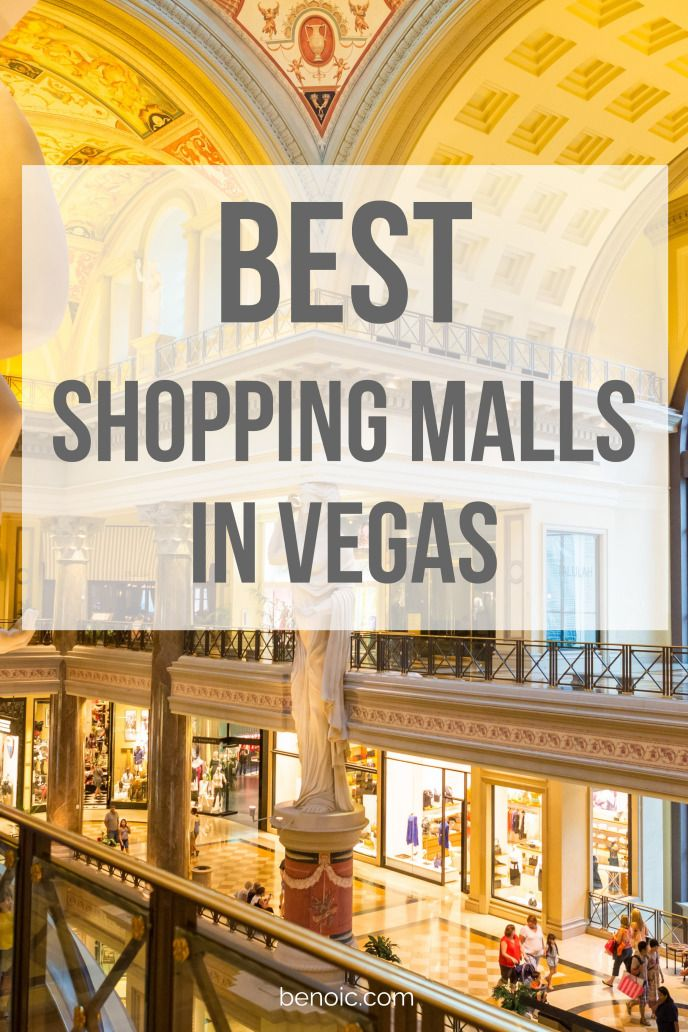 best shopping malls in vegas