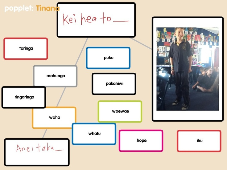 Parris @ Parkvale: Tinana Te Reo Maori