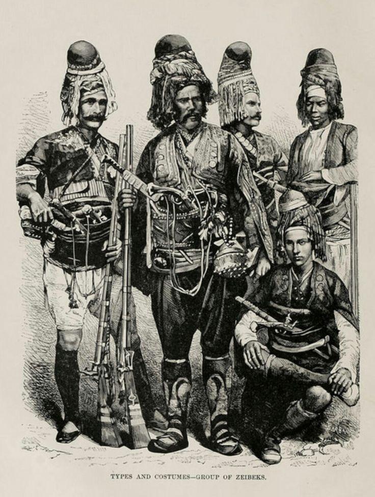 Ottoman Zeybekler