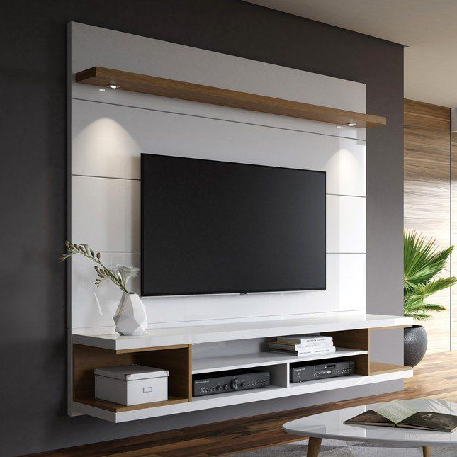 Lemington Floating Entertainment Center For Tvs Up To 60 Living