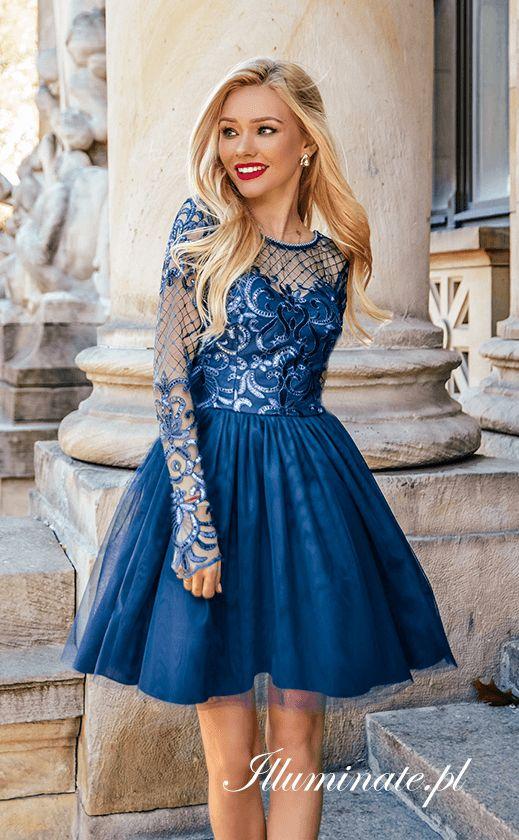 e5da236eef Granatowa tiulowa sukienka ALICE  3  sukienka  sukienkanawesele  wesele   wedding  tulle  beautiful  fashion