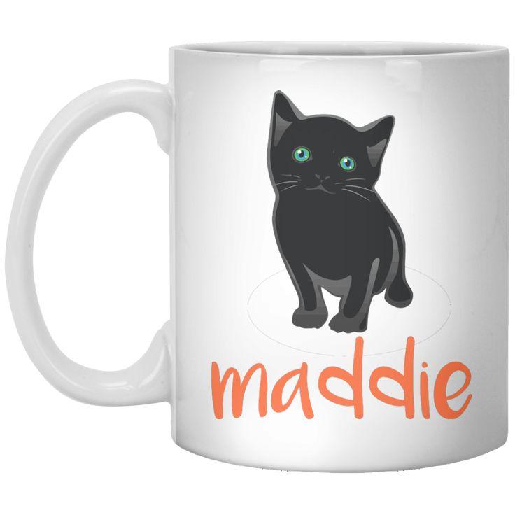 Black Cat 11 oz. Mug