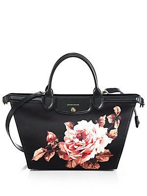 Longchamp \u0026#39;Large Le Pliage\u0026#39; Tote |