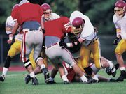 Many College Football Players Lack Vitamin D topntom.com