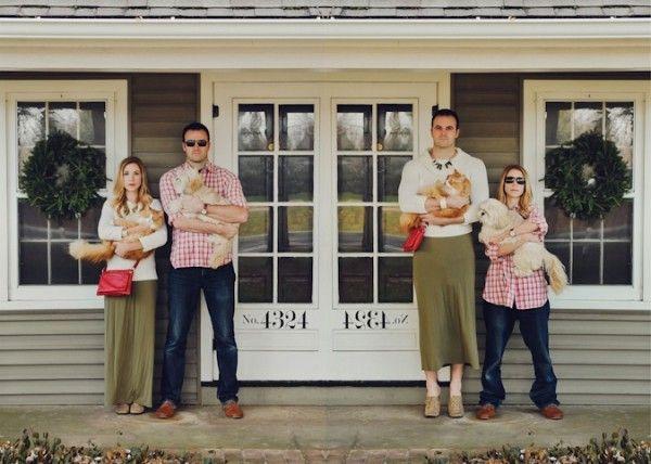 The 25 Best Funny Family Christmas Photos Ideas On Pinterest