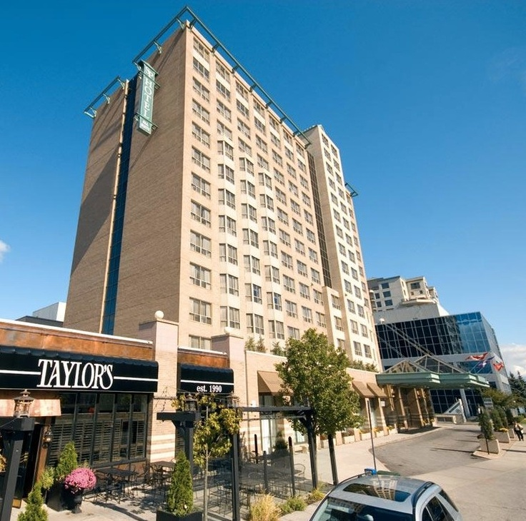 Hotels Downtown London Ontario Richmond