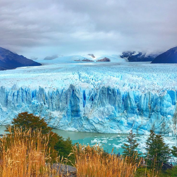 Here's how to visit Perito Moreno from El Calafate in Argentinian Patagonia. It's worth a visit for sure but don't linger too long in El Calafate.