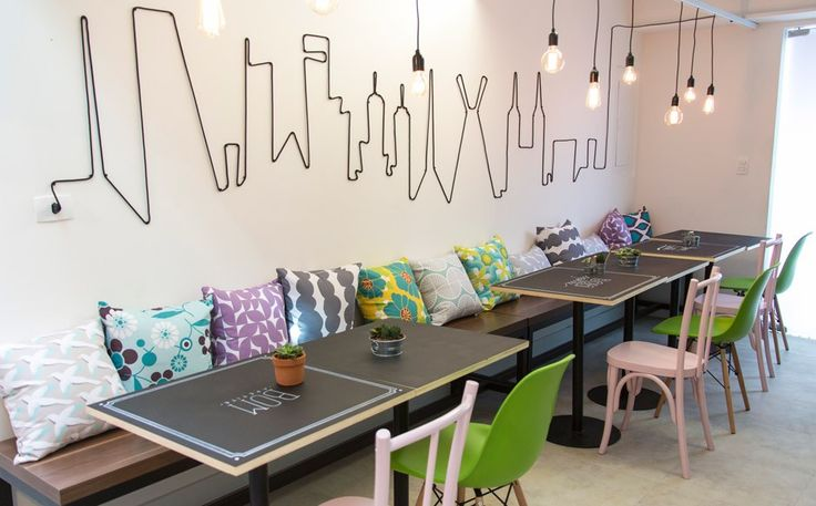 15 Must See Cafe Wall Pins I Feel Good Cafe Design And