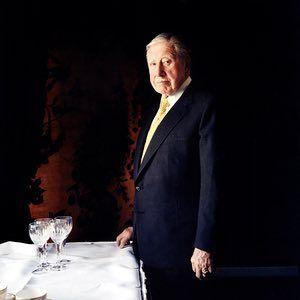 Steve Pyke's best photograph: Augusto Pinochet at the Dorchester . The face of evil: a mass murderer.