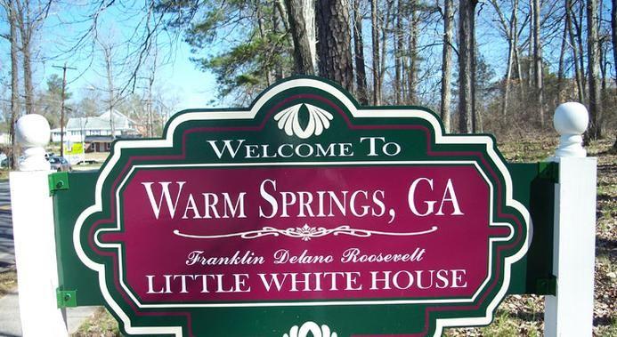 Camping trip to Pine Mountain and Warm Springs, GA~ Warm
