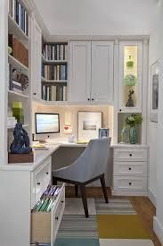 Image result for built in desk and bookcase for small kitchen