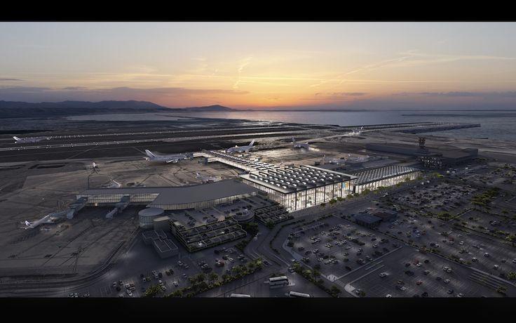 Marseille : l'aéroport se dote d'une extension