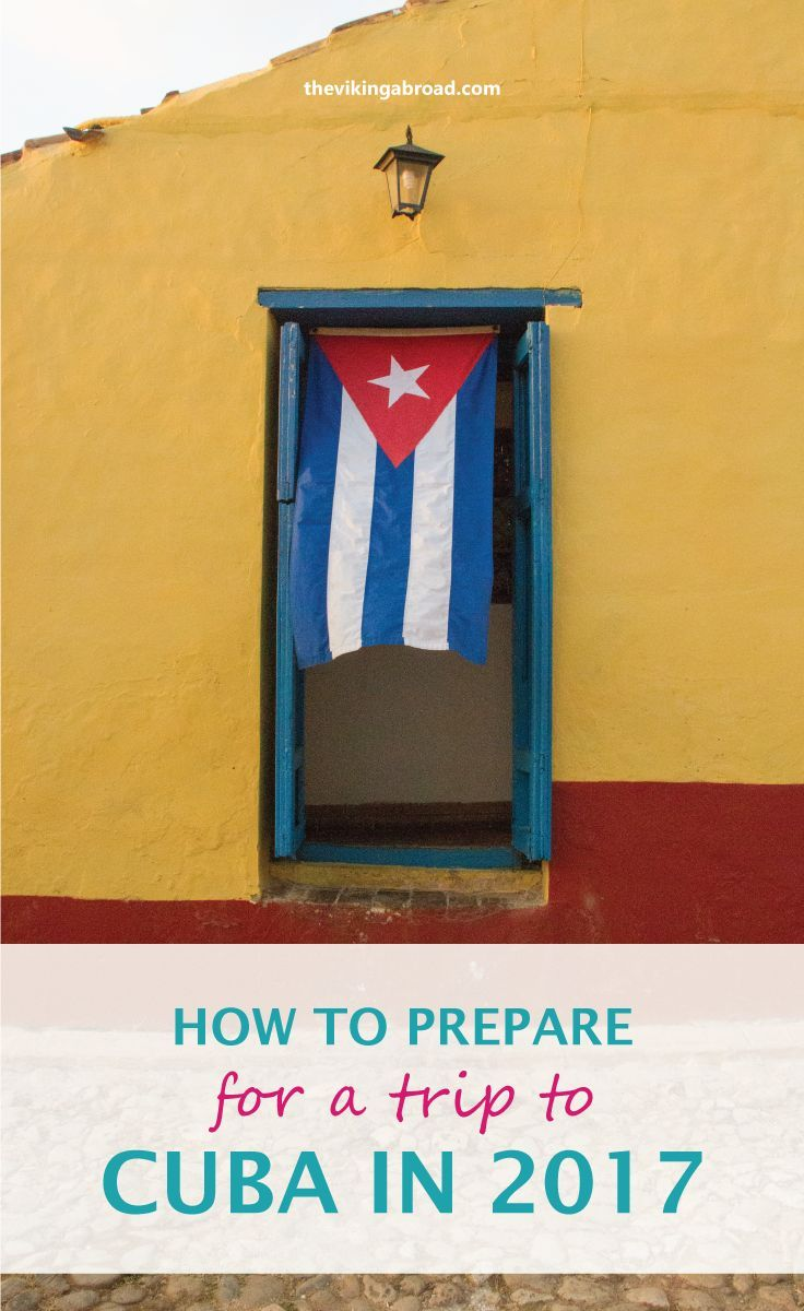 Cuba is becoming a popular destination for people all over the world. Cuba is a country that is not easy to travel to and organise everything by yourself.