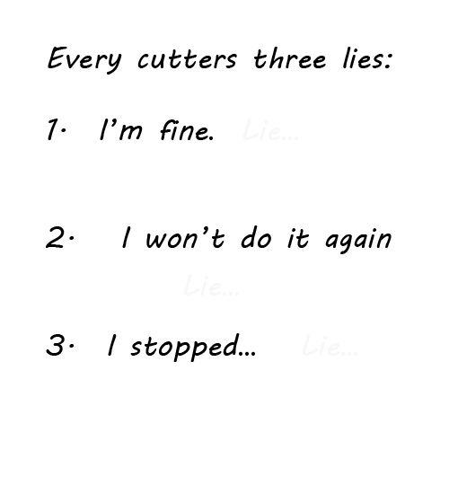 Depressing Quotes About Cutting: 364 Best Self Harm/ Depression/ Suicide/ Quotes Images On