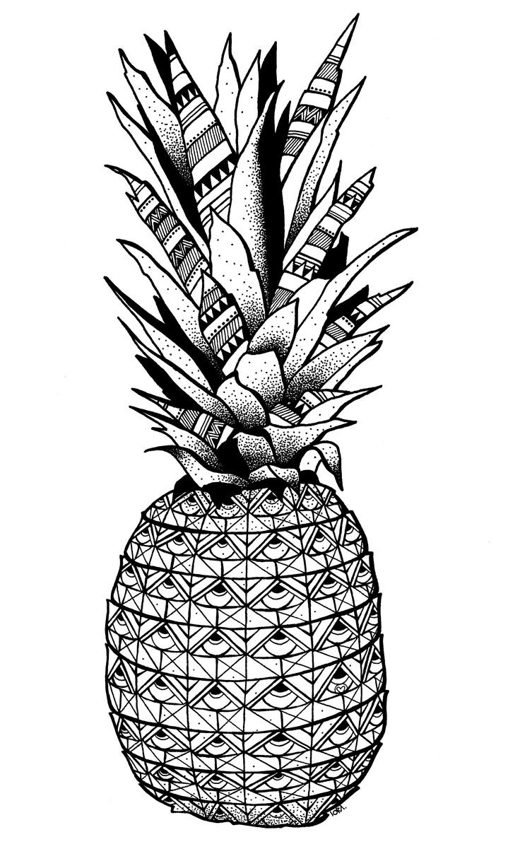 Ananas Www Loracbr Tumblr Com Diy Pinterest