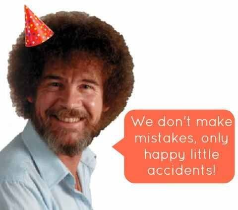 26 best images about Bob Ross Humor on Pinterest | Bobs ...