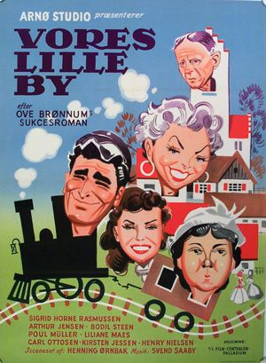Vores lille by (1954)