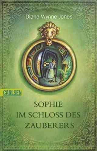 Sophie im Schloss des Zauberers.♥ Eins meiner liebsten Bücher aus Kindertagen