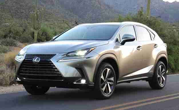 2019 Lexus Nx 300h Mpg 2019 Lexus Nx 300h Mpg No You Re Not Going Crazy The Hybrid Badges On The Back Lexus Crossover Suv New Cars