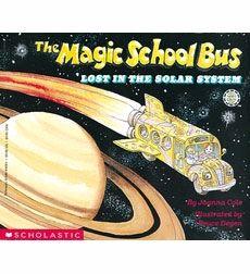 The Magic School Bus Lost in Space   Scholastic.com