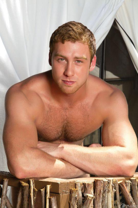 Hot men red ginger
