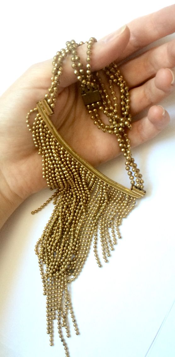Antique Art Deco necklace 1930