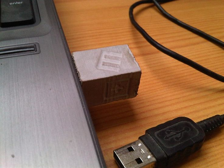 concrete flash usb