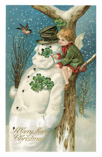 Karácsonyi üdvözlet Írországból