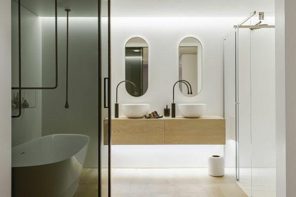 Modern-Badezimmer-Designs-waschbecken-tuch