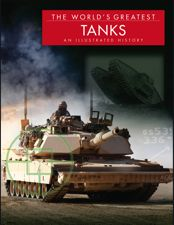 """An interesting and attractive looking book"" – www.militarymodelling.com  From the Soviet T-34 and German Panther tanks of World War II to the M1A2 Abrams, Challenger 2 and T-90 of the present day, The World's Greatest Tanks is an expert examination of the most successful tanks of the past hundred years."