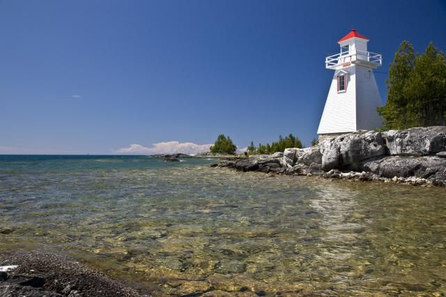 Don't get landlocked when you come to Canada. Hop a plane, boat or ferry and visit one of the country's many and varied islands.: Manitoulin Island, Ontario