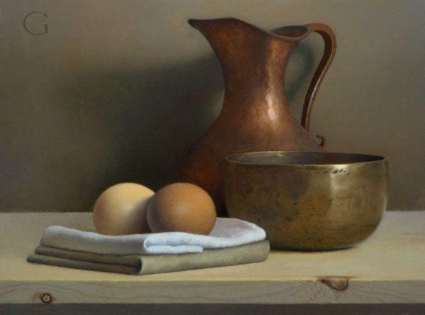 David Gray - Still life: For Chardin