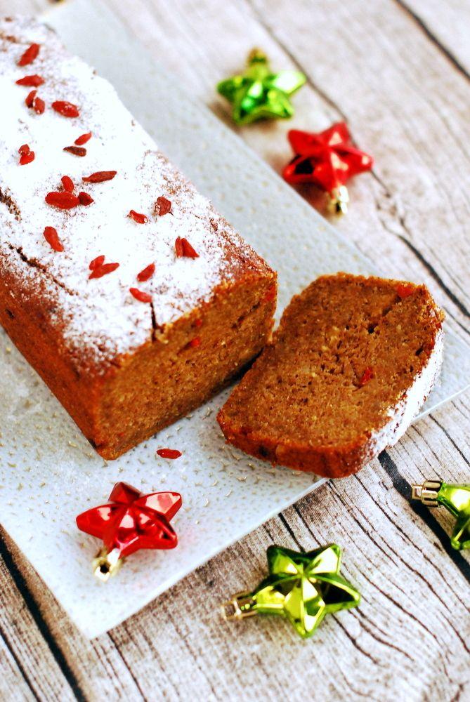 Bezglutenowe wegańskie ciasto topinamburowe / Gluten-free and vegan sunchoke cake   Na Kuchennym Progu