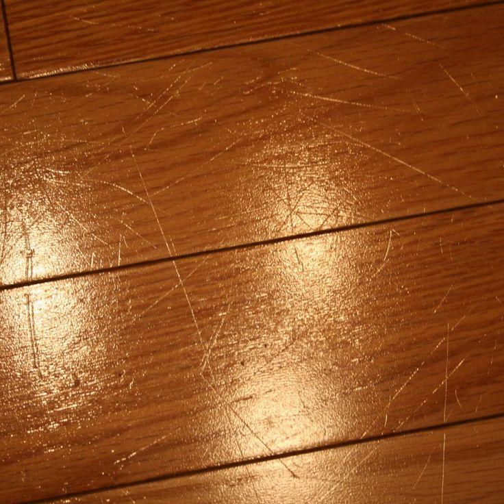 Laminate Wood Fix Scratched Laminate Wood Floors