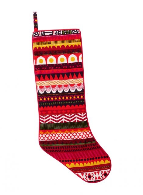 Raanu christmas stocking