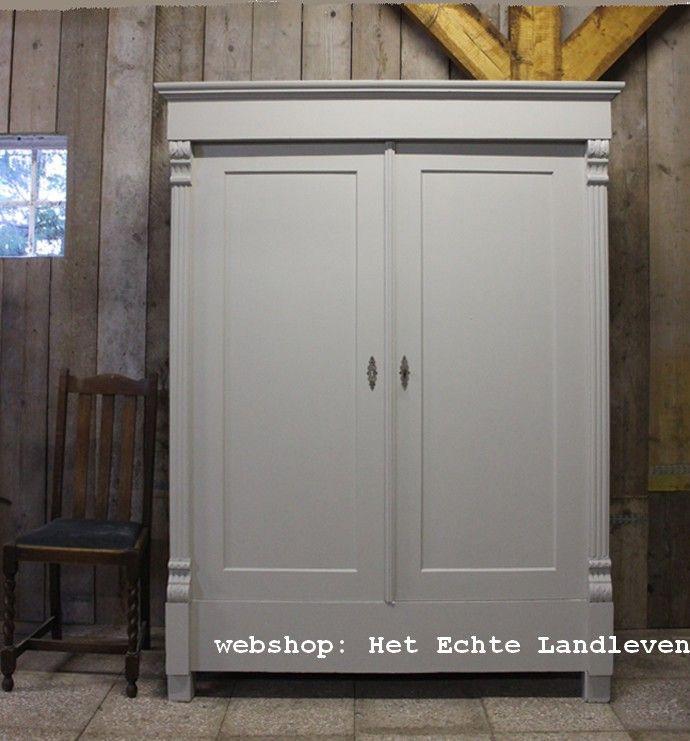 Vintage kast / Demontabel /1483