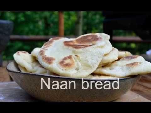 Naan bread - Indian Flat Bread