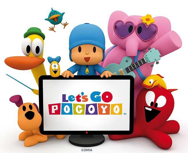 let s go pocoyo y mas en http://www.pocoyo.com/