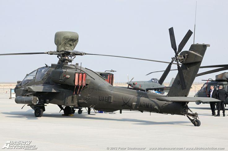 Boeing ah64d apache uae army presidential guard dubai