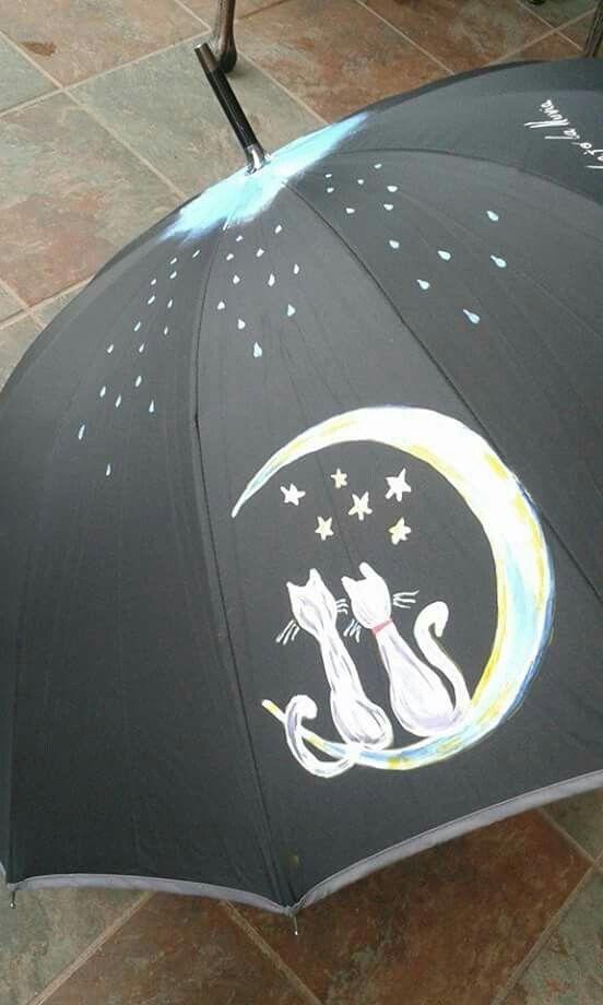17 mejores im genes sobre paraguas pintados en pinterest - Tela de paraguas ...