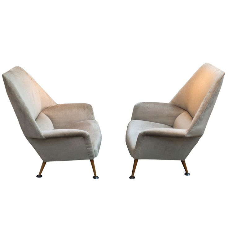 Ernest Race 'Flamingo' Chairs