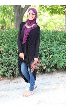 Robe chic pour femme musulmane