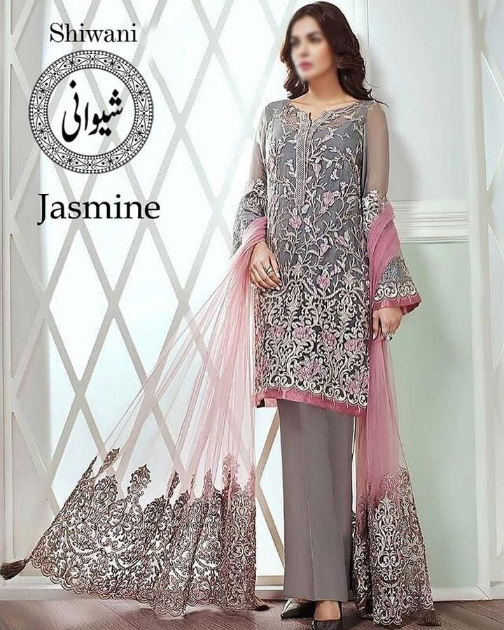 181d17d87e Buy Jasmine By Baroque Lawn Collection Online in Pakistan. Ladies Replica  Lawn Suits Online Shopping in Pakistan. Replica Lawn Clothing Online Shop  in ...